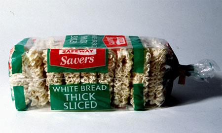 Anthony Key, Noodles/Bread, 1997