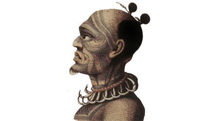 Marquesan tattoos