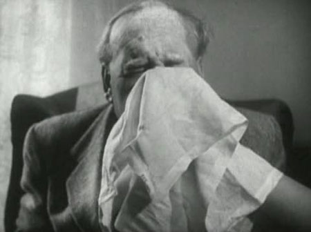 Handkerchief Drill. Wellcome Film