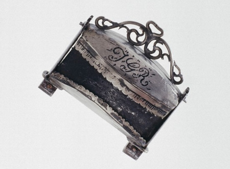 Copy of Queen Anne's lodestone. Wellcome Images