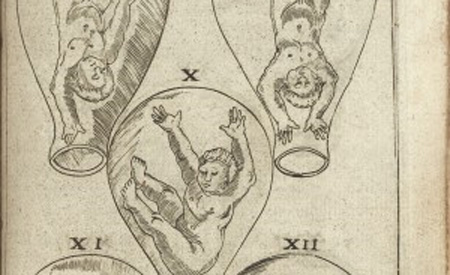 The byrth of mankynde, Eucharius Rösslin. Wellcome Images