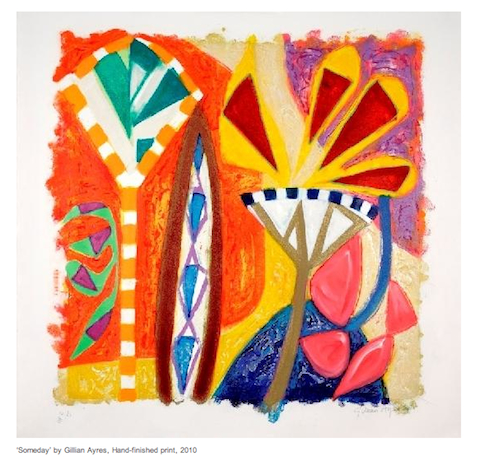Someday by Gillian Ayres