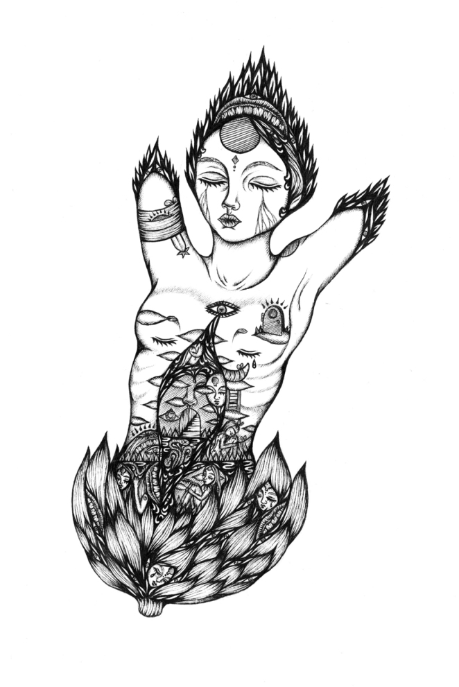Amy Goh: Venus in flames