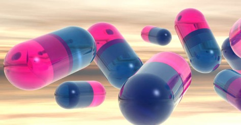 Capsules. Anna Tanczos / Wellcome Images