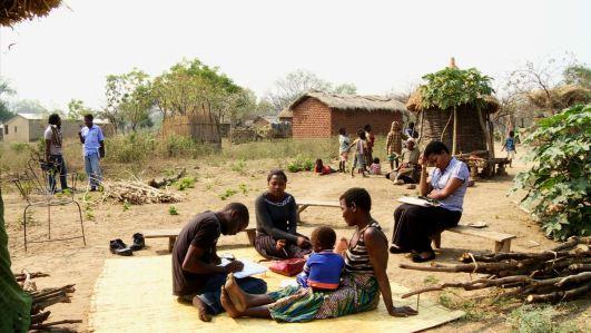 Malawi field