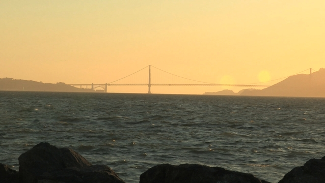 Golden Gate bridge. Aniku Ltd