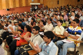 Exchanges at the Frontier goes to India