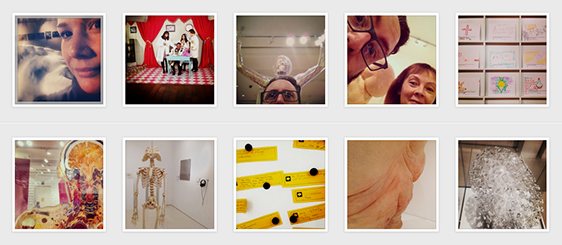 Wellcome Collection Instagram