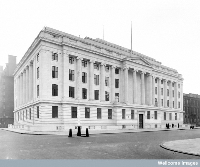 Wellcome Research Institute, 1932.
