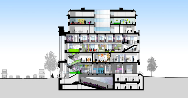© Wilkinson Eyre Architects