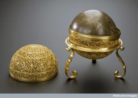 Oval goa stone, 1601-1800.