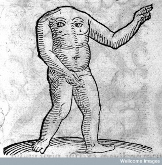 """Abnormalities"", 1557. From Prodigiorum ac ostentorum Chronicon."