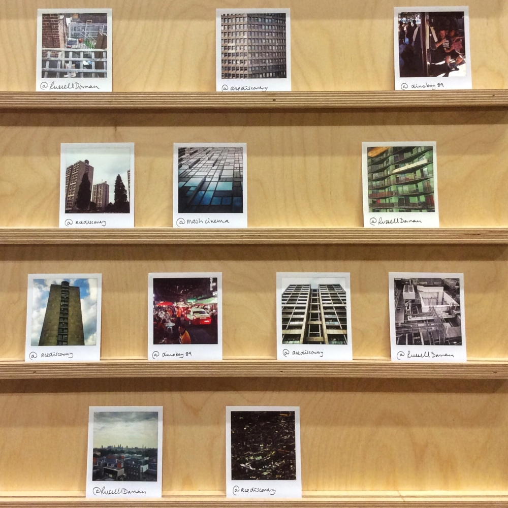 U is for Urban living. Share your photos using #HumanSardines and we'll display them in the gallery.