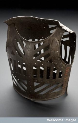 Orthopaedic corset.