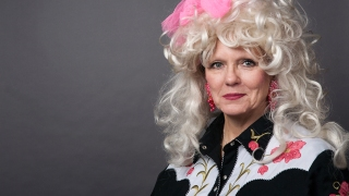 Lois Weaver as her alter-ego, Tammy WhyNot.