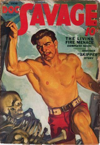 Doc-Savage-January-1938
