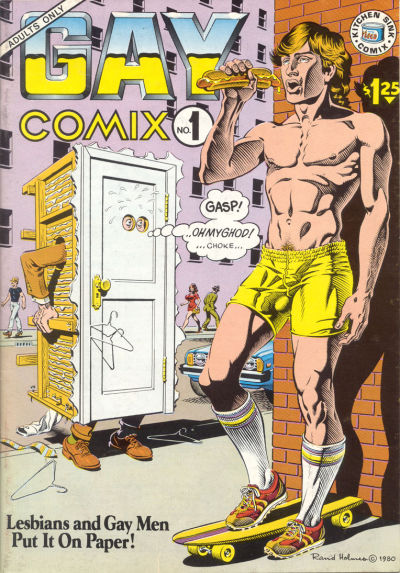 """GayComix01"" by Source. http://en.wikipedia.org/wiki/File:GayComix01.jpg#/media/File:GayComix01.jpg"