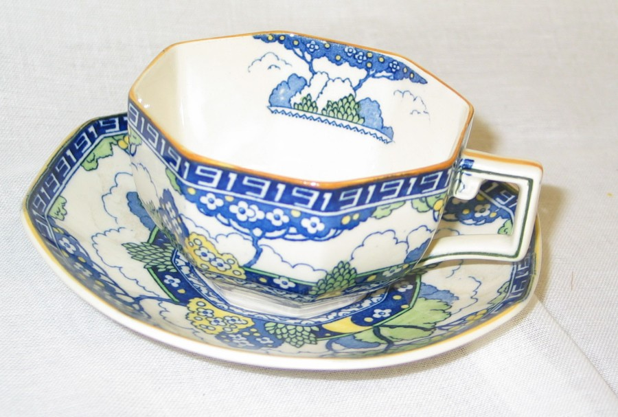 Cup, part of the Geffrye Museum's handling collection. (©Geffrye Museum of the Home)