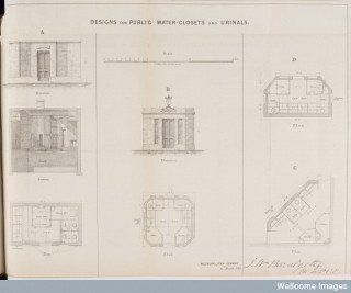 Designs for public toilets, or: