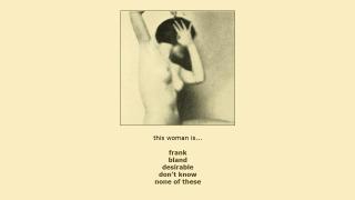 Feminine Aspect, by Alice Maz