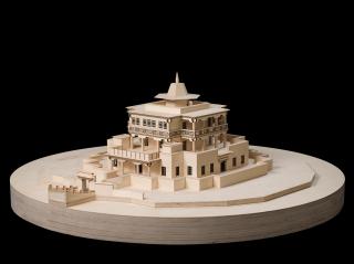 Lukhang-Temple-Model