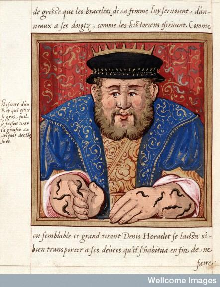 L0025552 Histoires prodigieuses; Histoire d'un Roy... WMS 136
