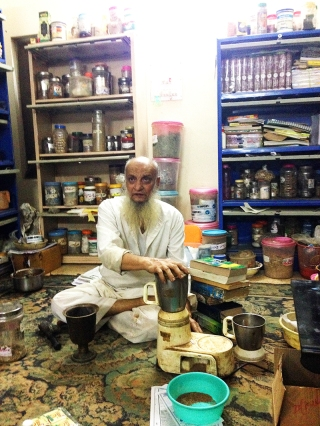 Tibb-e-Nabawi. Khaja Mohd Azeem Uddin is Hyderabad's last practitioner of Tibb-e-Nabawi, an Islamic system of medicine. Some of his herbal formulations use herbs brought from Mecca, others parallel plants used in Unani and Ayurveda.