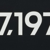 On Kawara, Monday, Dec. 17, 1979, 1979. (Courtesy of the artist and the Museum of Modern Art, New York.)
