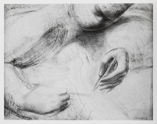 Barbara Hepworth, Medical Drawings ©Bowness