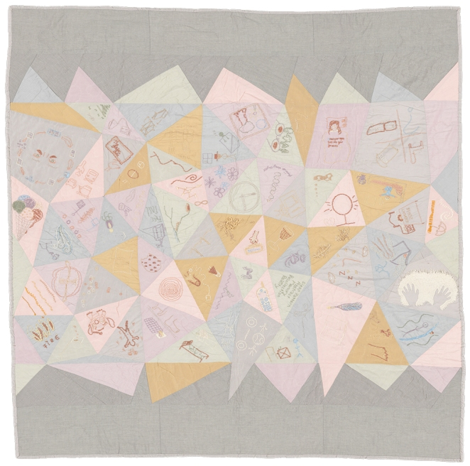 Small-quilt