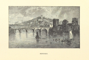 Image taken 'Industrial rivers of the United Kingdom', 1880s.