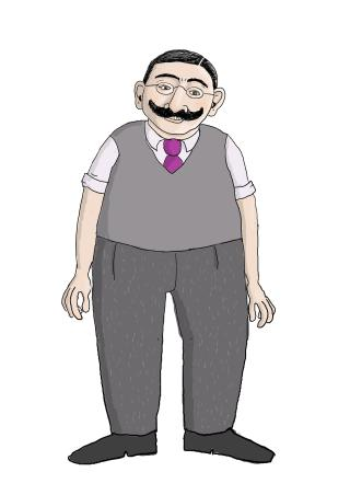 Magnus Hirschfeld was one of the more heroic sexologists to feature in our Transvengers webcomic.