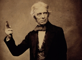 A key scientist in the study of electricity, Faraday saw it as a manifestation of God's natural laws.