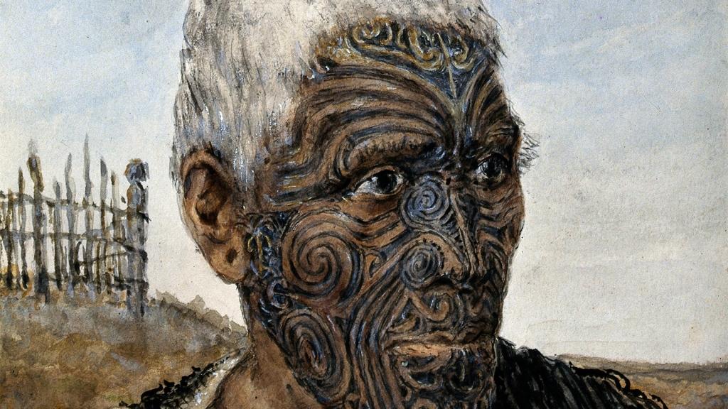 Te Manawa: an Arawa warrior