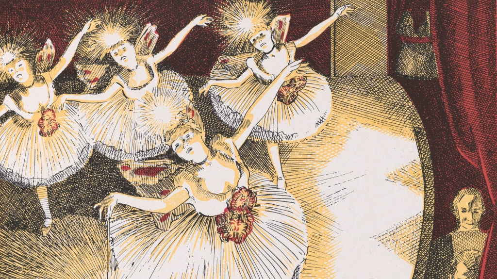 The Savoy Theatre production of Iolanthe in 1882 featured a fairy chorus with electric lamps twinkling in in their hair.
