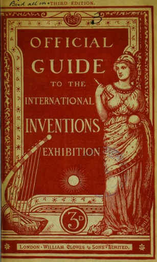 One of the most striking displays at the 1885 International Inventions Exhibition was electricity for lighting.