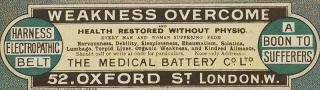 L0074968 Advert for Harness'