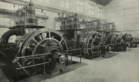 For Henry Adams, the gigantic electrical machinery was both seductive in its grandeur but also spiritually alarming.