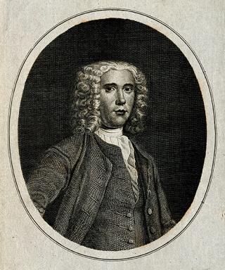 V0003873 Benjamin Martin. Line engraving, 1785.